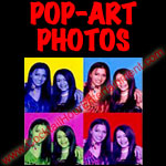 pop art photos
