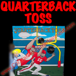 qb toss button