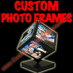 custom photo frames