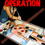 florida arcade game giant operation game
