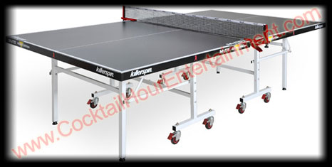 ping pong table rental